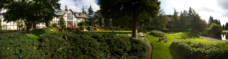 Shawnigan Lake School Panorama